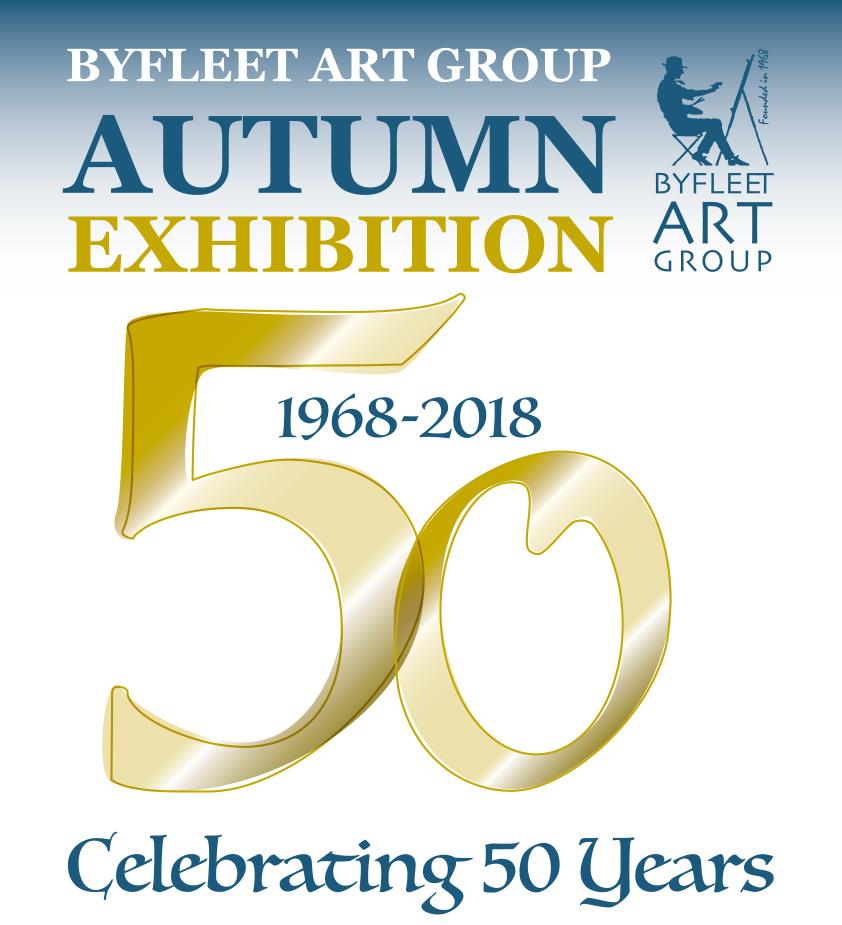 Byfleet Art Group Exhibition at Catholic Church Hall West Byfleet Surrey