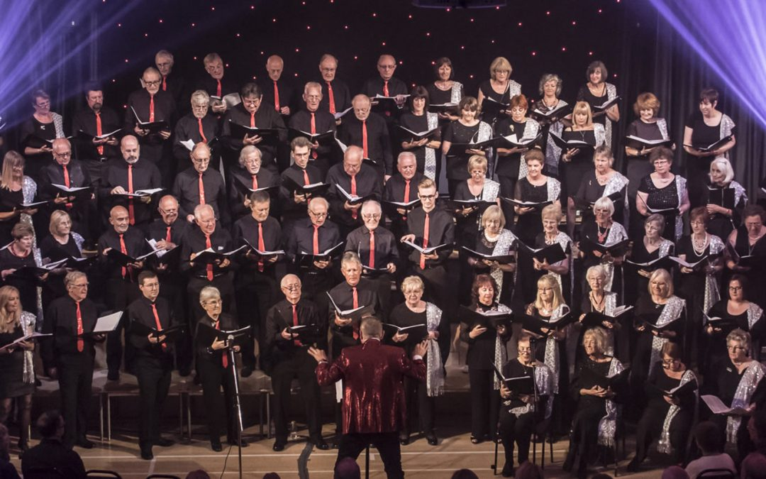 Elmbridge Choirs Concert In Woking – A Perfect Christmas Night