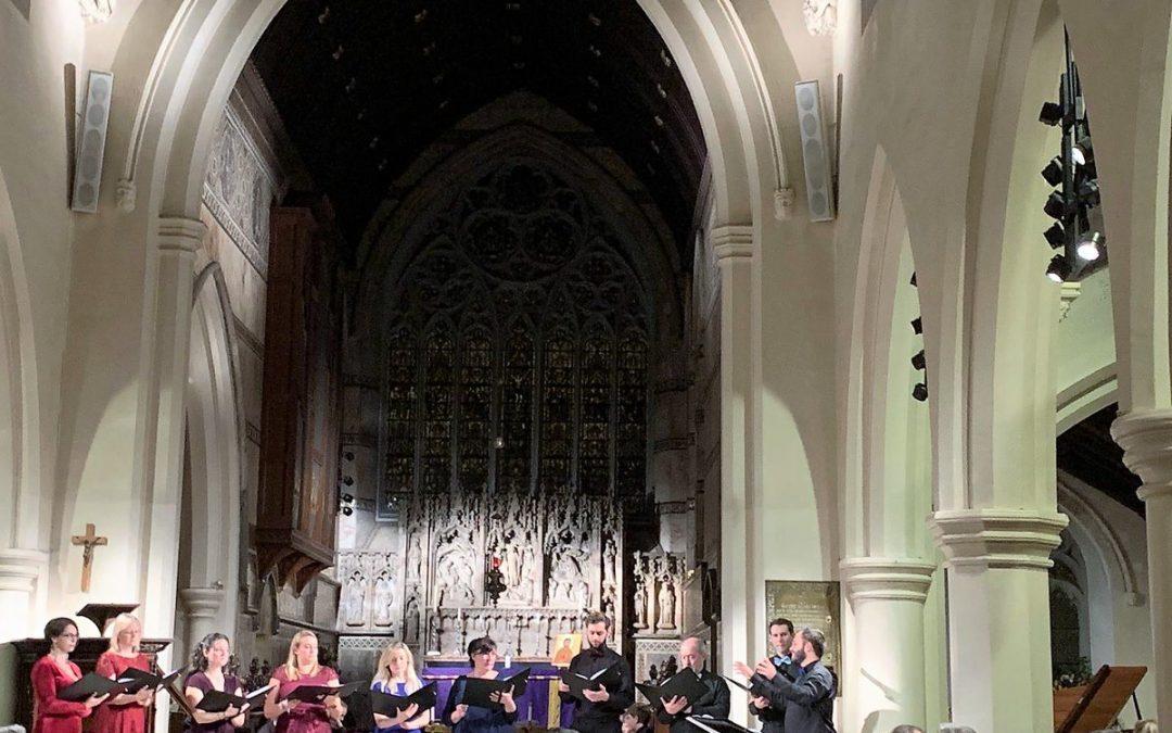 Elmbridge Rentstart Christmas Concert In Weybridge