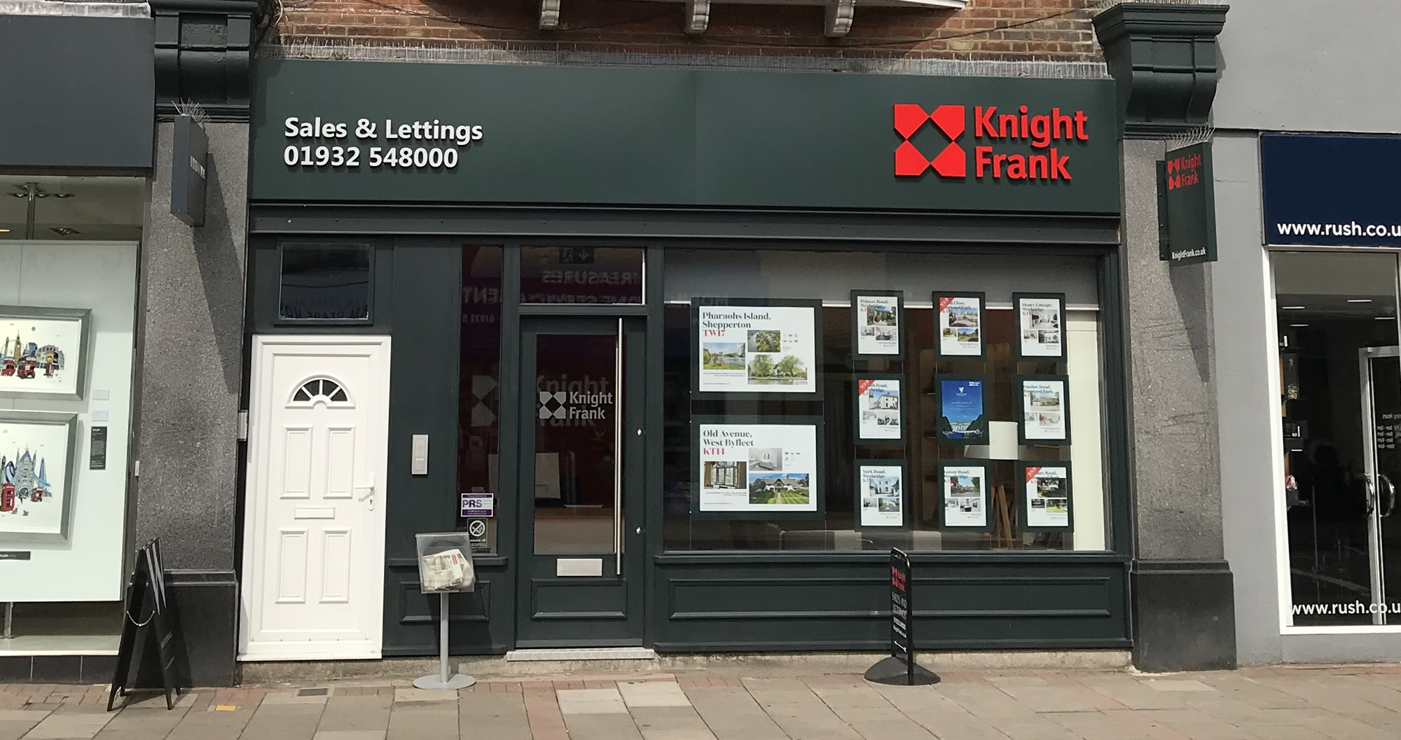 Knight Frank Estate Agents Weybridge Surrey