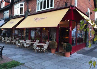 Meejana Lebanese Restaurant Weybridge Surrey
