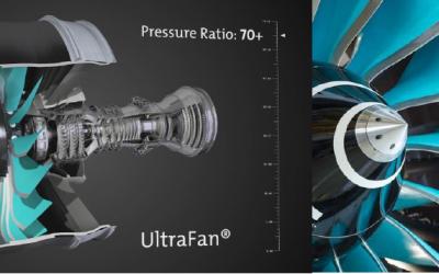 Royal Aeronautical Society Weybridge Lecture – UltraFan