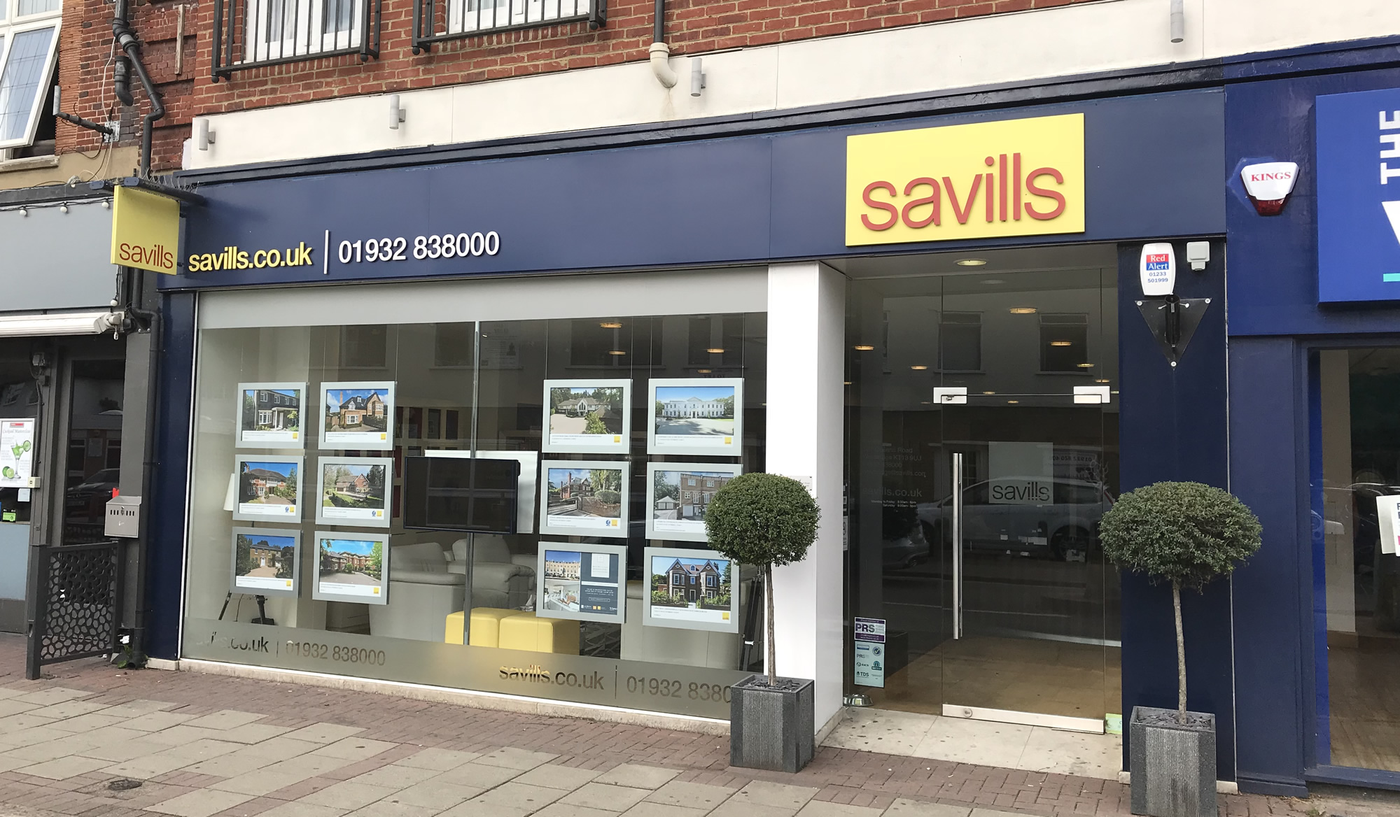 Savills Estate Agents Weybridge Surrey