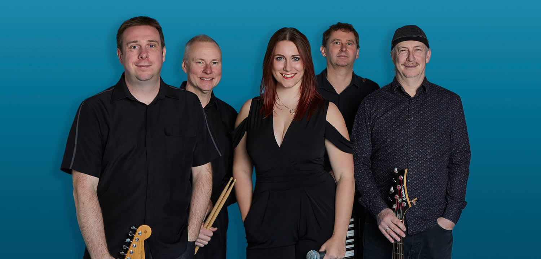 Shuffle - Band playing at The Old Crown Pub Weybridge Surrey