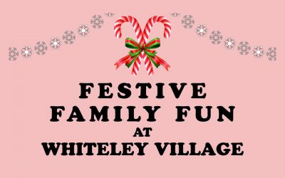 Festive Family Fun Event at Whiteley Village this December