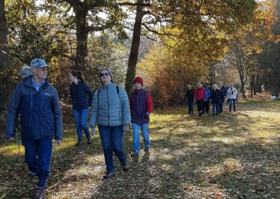 Whiteley Village Healthy Walk November 2018