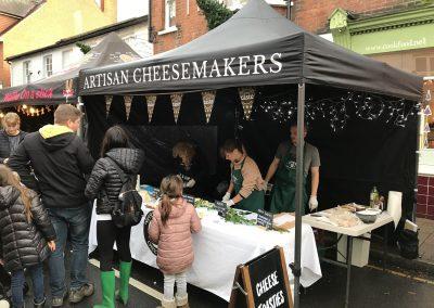Baker St Market Stall