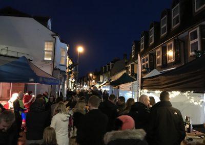 Baker Street Weybridge Christmas Market