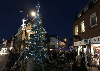 Christmas Tree - Weybridge Christmas Event
