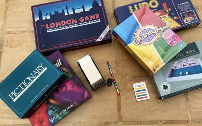 Board Games – After School Activity for Children at Weybridge Library