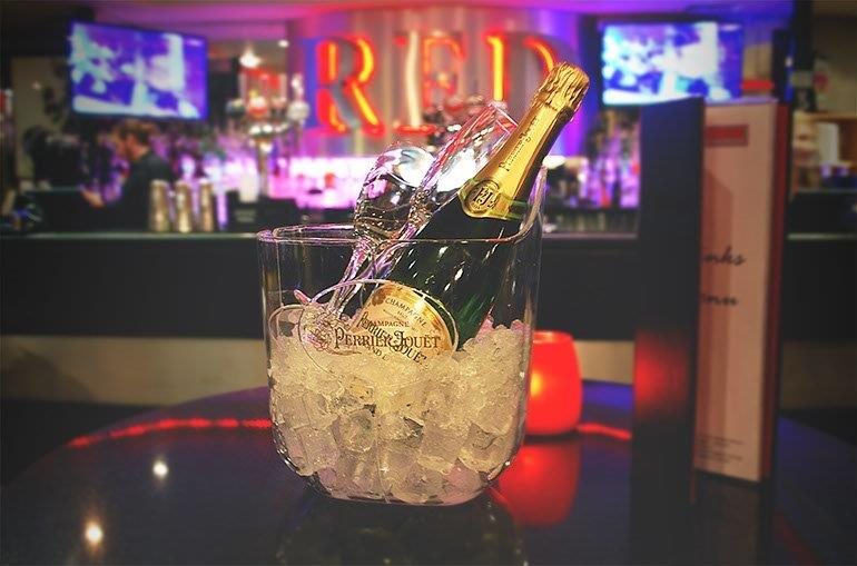 Cocktails, Champagne & Prosecco - Ask About Offers & Drinks Packages at Red Bar & Restaurant Weybridge Surrey