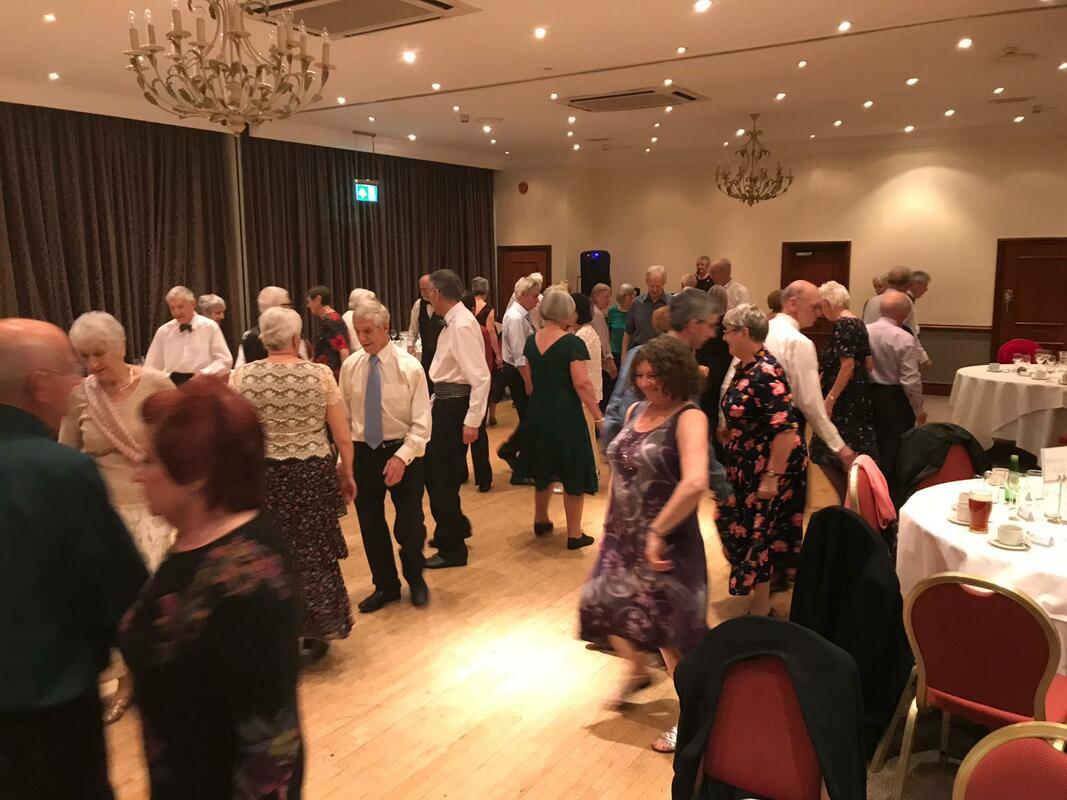 Dinner Dance in Oatlands Village Weybridge Surrey