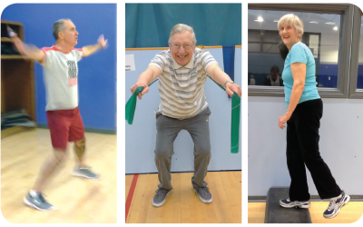 Active Elmbridge – Exercise Referral Classes