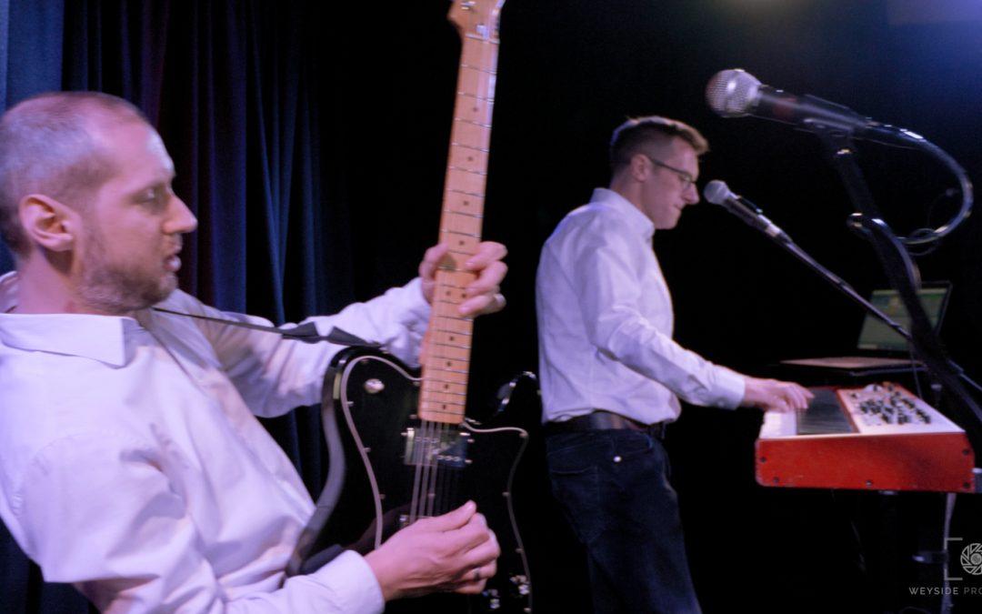 Goldsworth Gerry – Live Music At St James' Church Weybridge