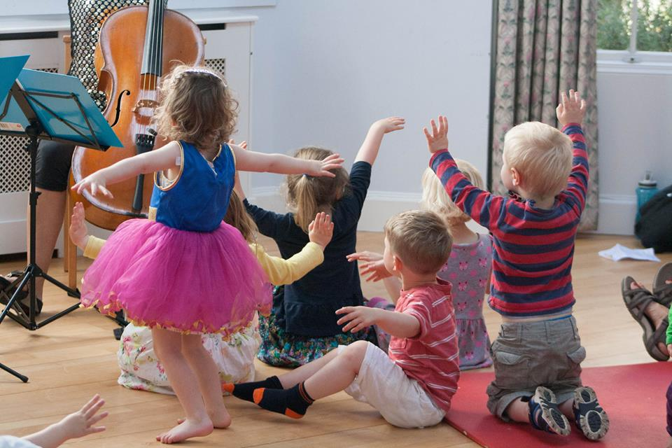 Kids Music Weybridge