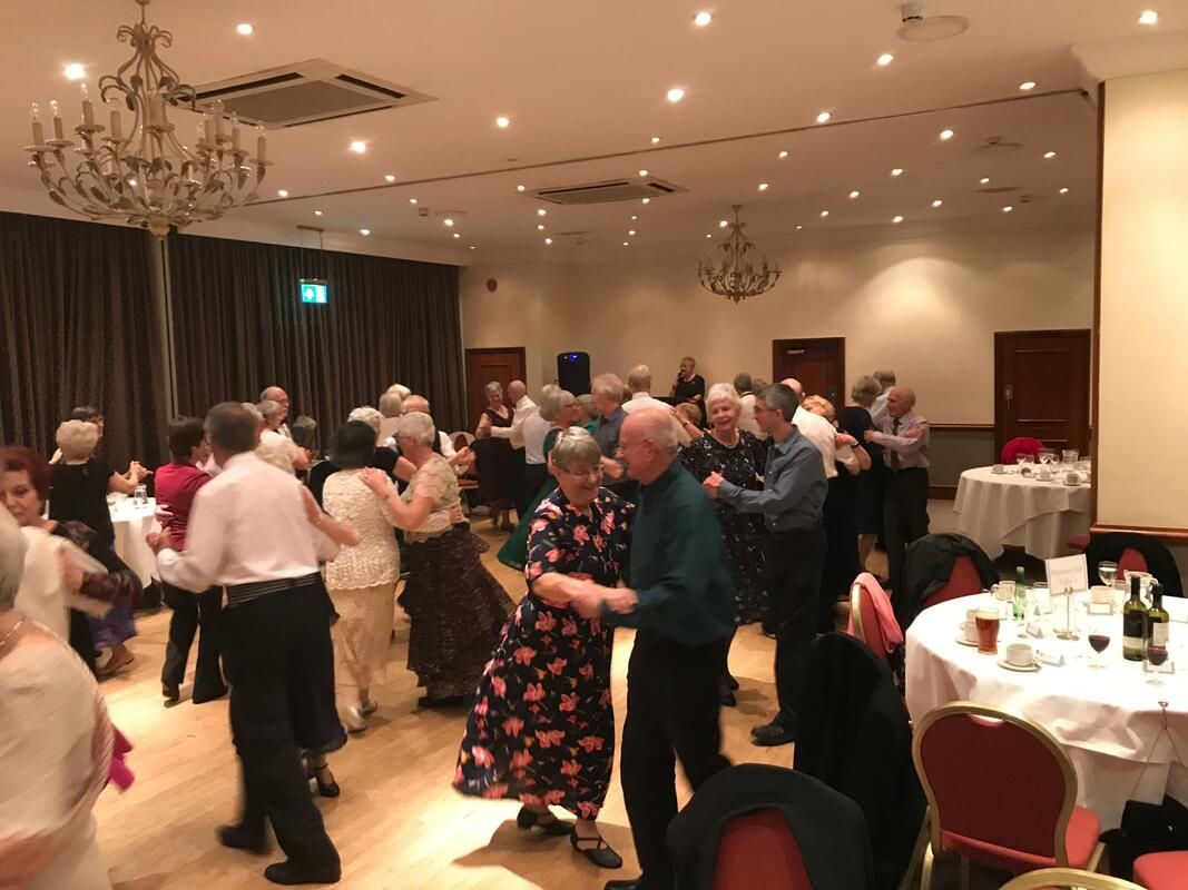 The Phoenix Folk & Square Dance Club in Oatlands Village Weybridge is a friendly and informal English Folk Dance Club