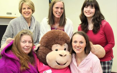 Join The Princess Alice Hospice PJ Push