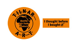 Tilnar Art - Beautiful home accessories from Africa, or inspired by Africa