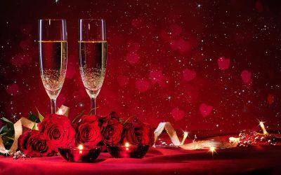 Valentines Weekend Party at Red Bar & Restaurant Weybridge Surrey