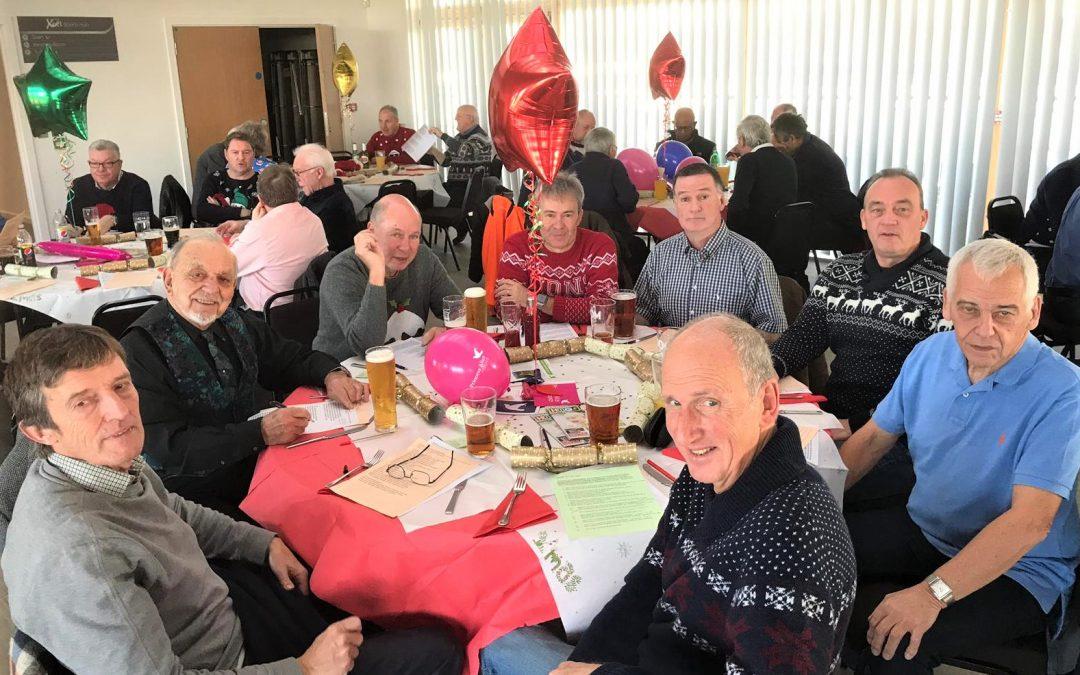 Walton Walking Football Club has raised more than £530 for Princess Alice Hospice
