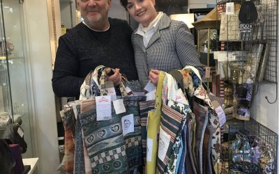 Boomerang Bags – Come On, Let's Introduce This Great Initiative In Weybridge!
