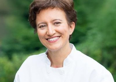Ozlem Warren - Weybridge Chef - Turkish Cuisine