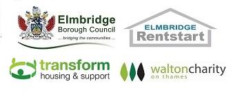 Elmbridge Rentstart, Transform Housing & Support, Elmbridge Borough Council and Walton Charity