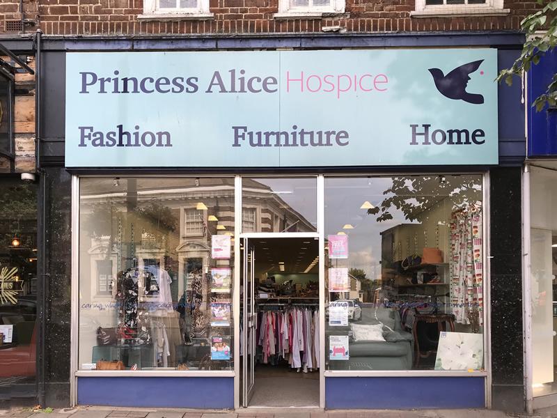 Princess Alice Hospice Surrey