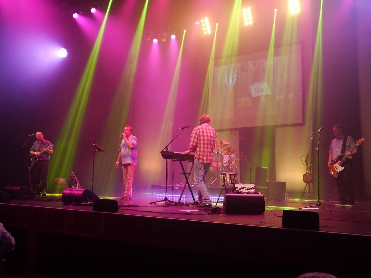 The Monteurs Band at G Live Guildford Surrey
