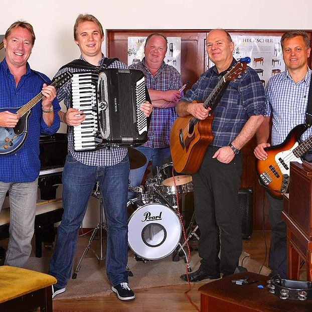 The Monteurs - Live Band Playing Music at St James Church Weybridge Surrey