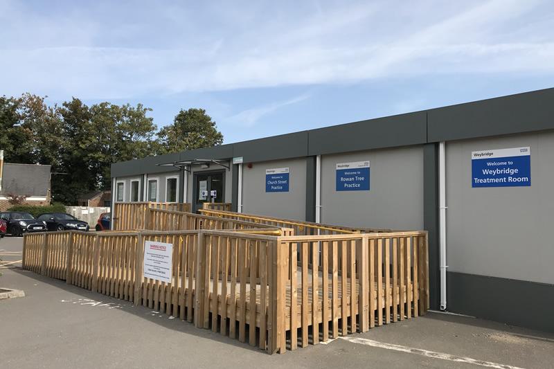 Weybridge GP Practices - Volunteer Transport to Medical Appointments