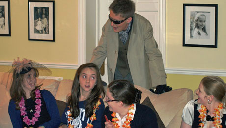 Murder Mystery Party for Teens
