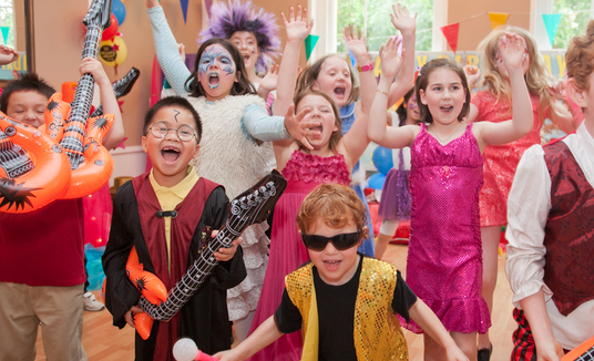 Pop Music Birthday Party Theme Weybridge & Walton
