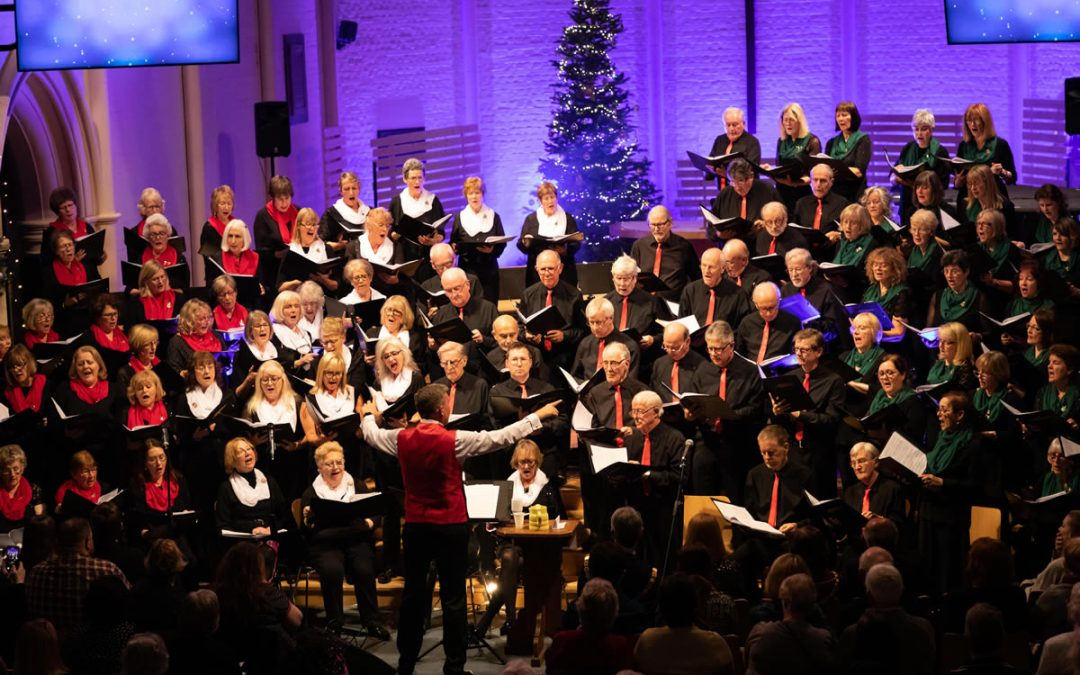Mayor's Charity Concert in Walton – Elmbridge Choirs Performed 'Music With A Heart'