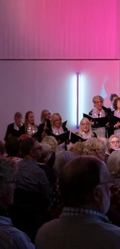 Lady Sopranos - Elmbridge Choir