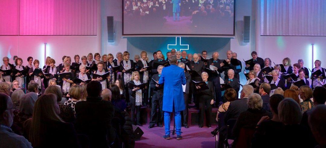 Successful Fundraising Concert by Elmbridge Choirs for Elmbridge Rentstart, The Mayor's Charity