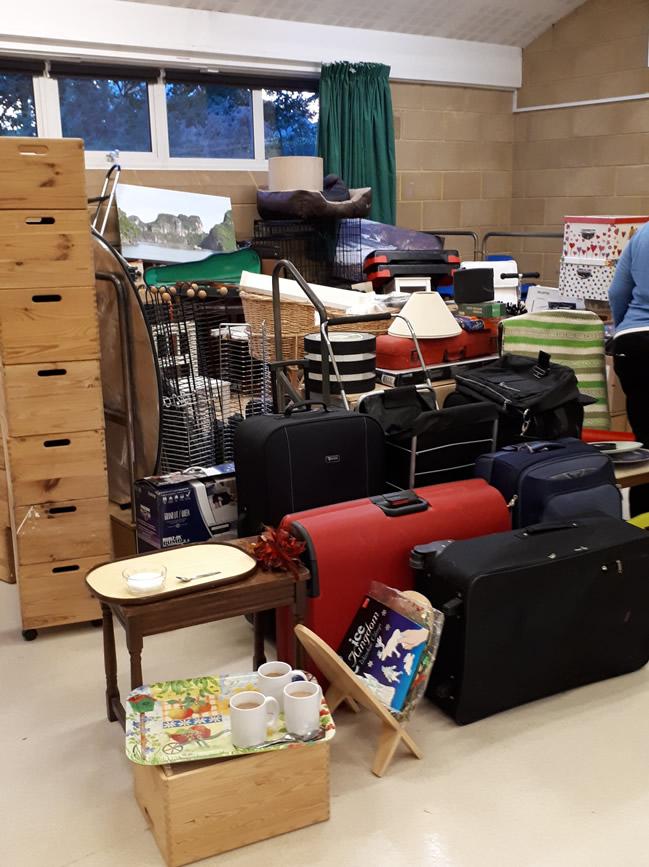 Jumble Sale in Walton - Elmbridge Mencap