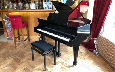 Resident Pianist Playing Every Saturday at Award Winning Restaurant
