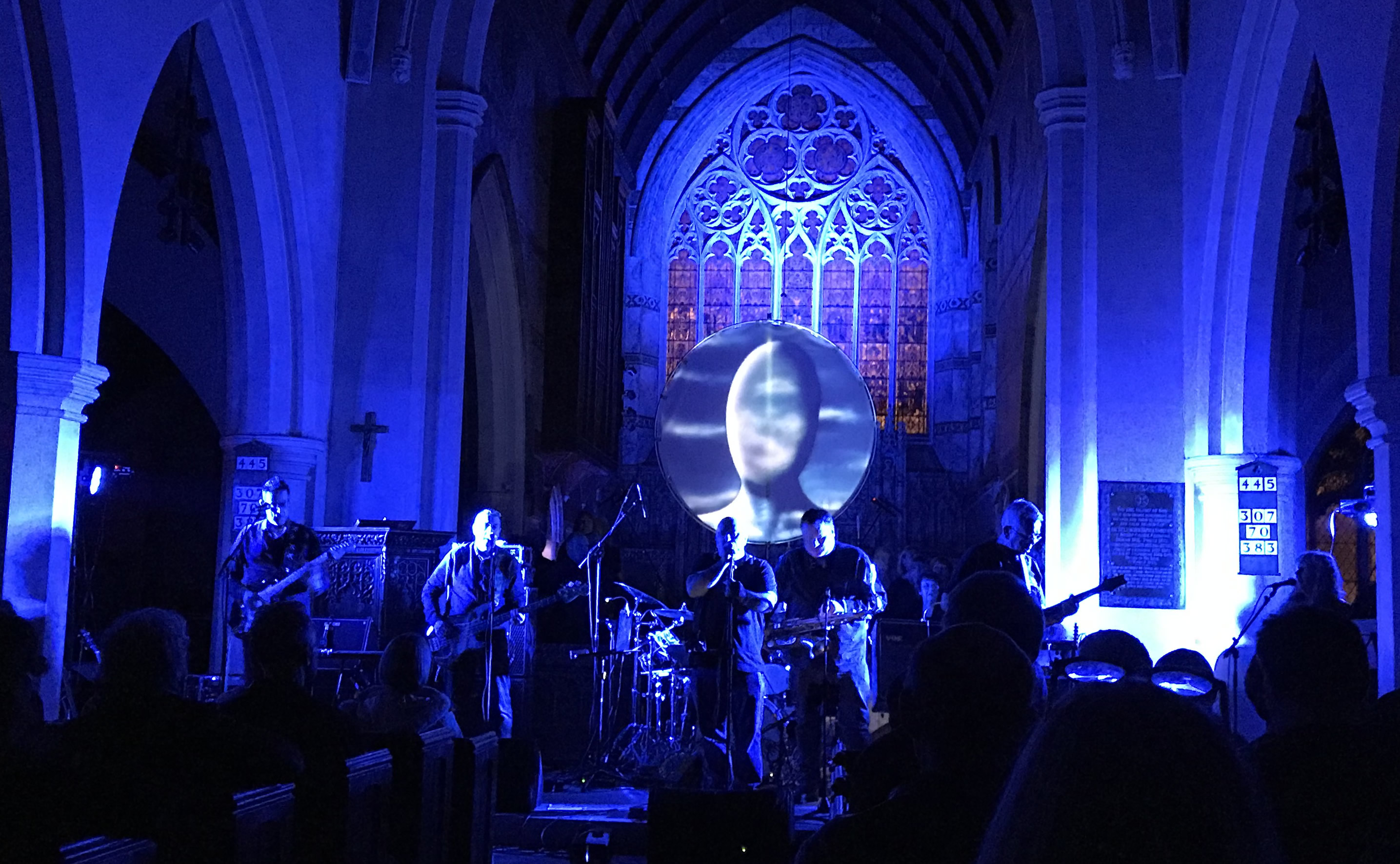 Live Music In Weybridge - Pink Floyd Tribute Band 'Any Colour You Like'