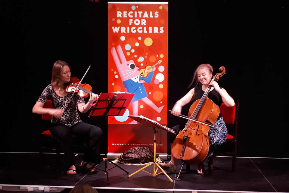 Recitals For Wrigglers - Classical Music for Children in West Byfleet and Weybridge