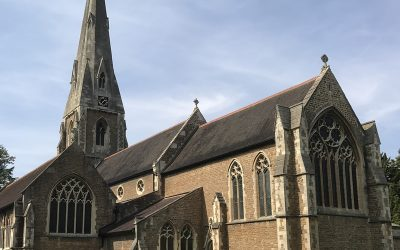 Guided Tours of St James' Church Weybridge