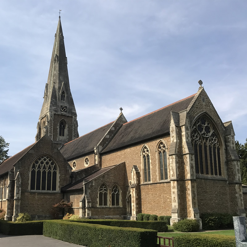 Will writing service offer is to support St James' Church Weybridge
