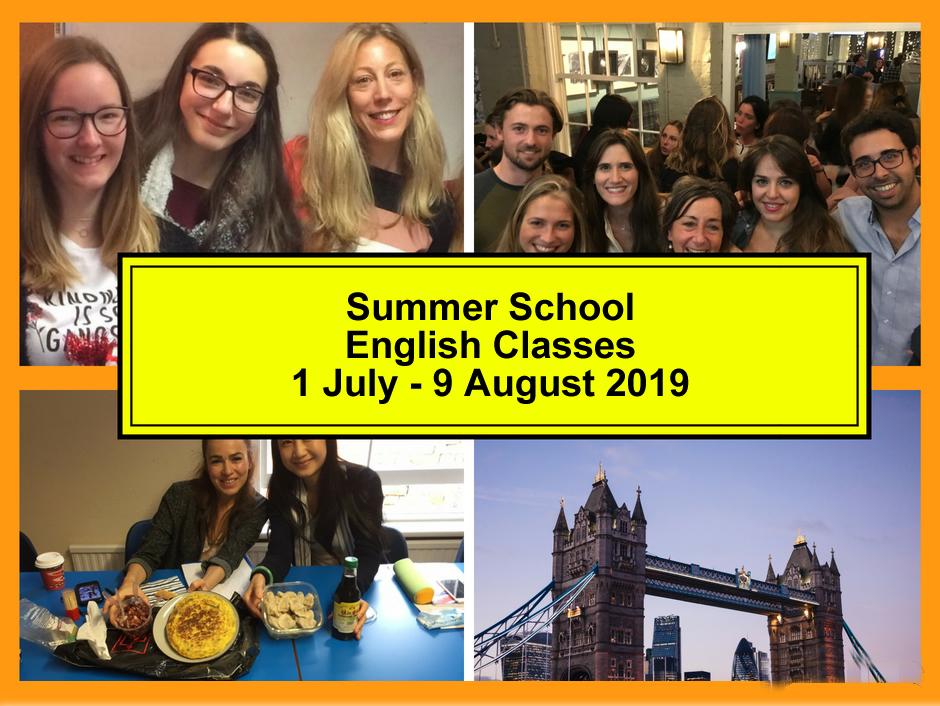 Summer English Language School Weybridge Surrey Near London
