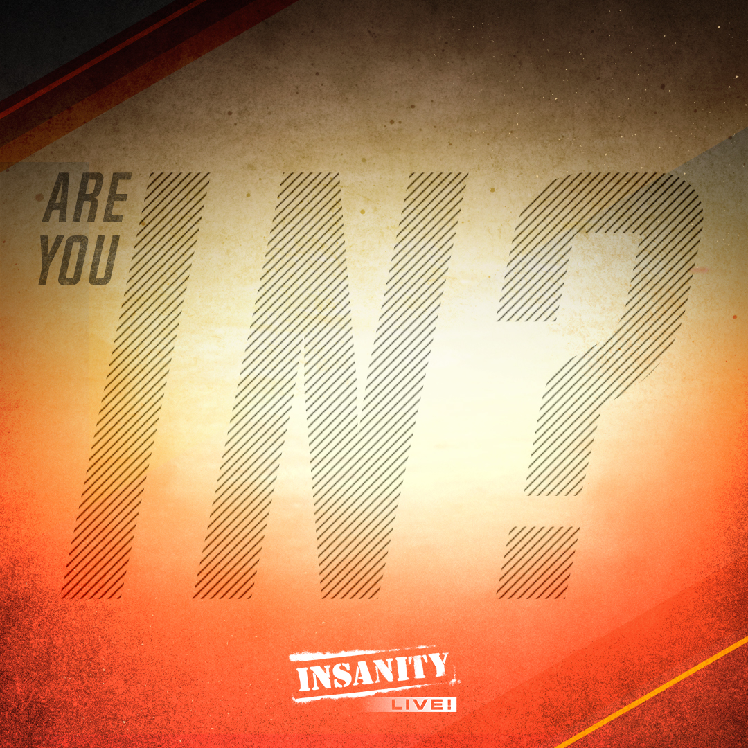 Insanity is a HIIT (high intensity interval training) fitness class suitable for all abilities and fitness levels