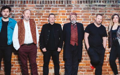 Live Music In Weybridge – Genesis Tribute Band 'Genesis Legacy'