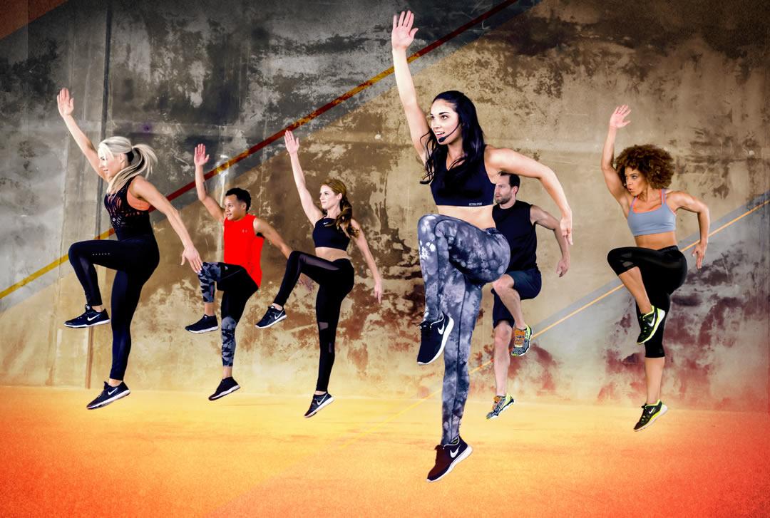 Insanity Fitness Classes In Weybridge -Oatlands Village