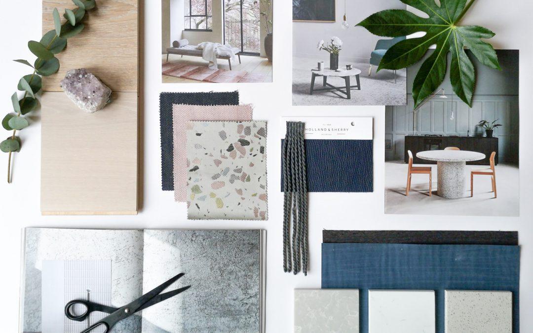 How To Make A Mood Board – Interior Design Workshop In Weybridge