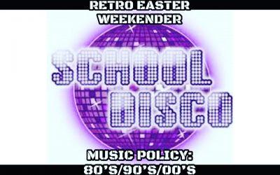School Disco – Easter Weekender at Red Bar Weybridge