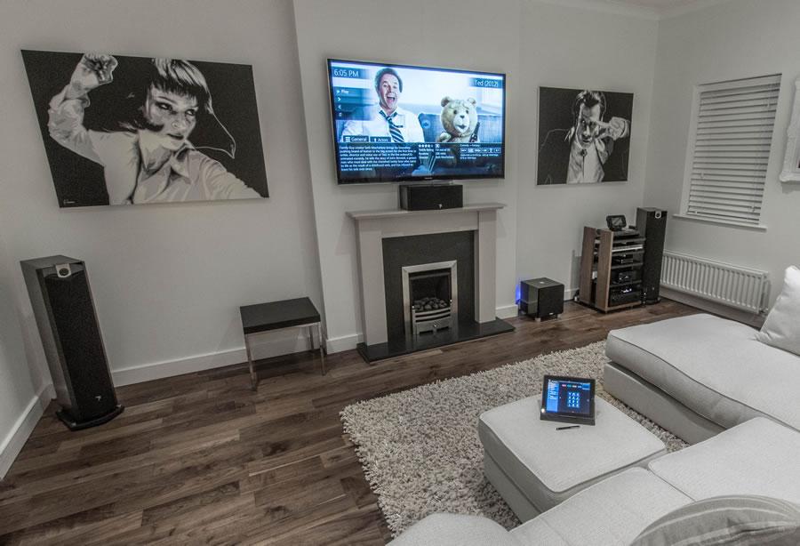 Audio Visual Installations AV Weybridge Surrey - Stream IT Home Network