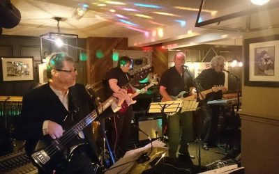 Music At St James' – Live Band Plus Open Mic Night